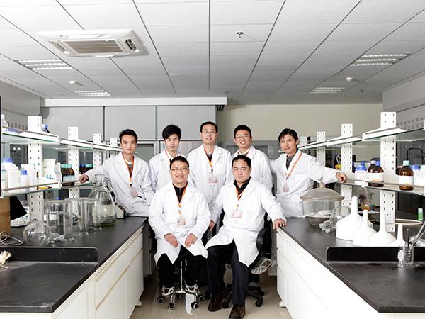 博士工作团队