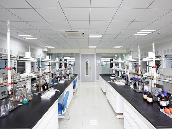 博士后植化实验室
